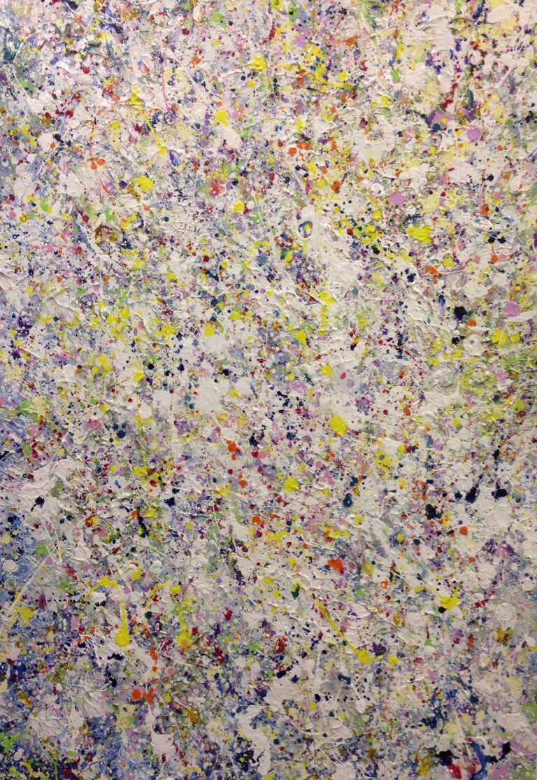 Infinity - Painting by Mary Narduzzo